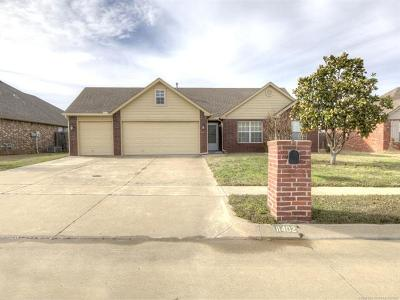 Owasso OK Single Family Home For Sale: $156,500