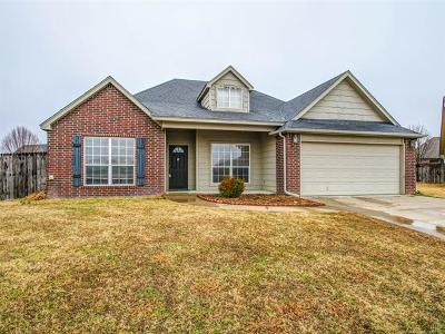 Skiatook Single Family Home For Sale: 119 W 134th Court North