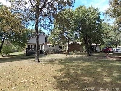Muskogee Single Family Home For Sale: 5200 E 73rd Street S