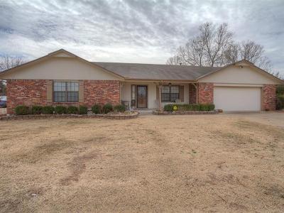 Broken Arrow Single Family Home For Sale: 2509 W Kingsport Street