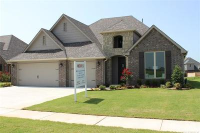 Jenks Single Family Home For Sale: 136 W 128th Place S