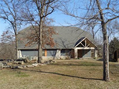 Owasso Single Family Home For Sale: 7984 N 192nd East Avenue