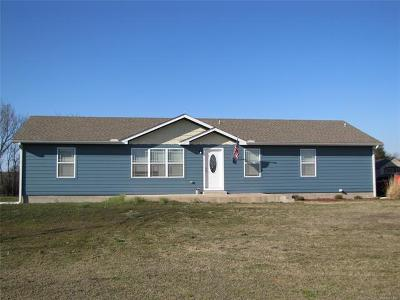 Ada Single Family Home For Sale: 17470 County Road 1510
