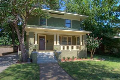 Tulsa Single Family Home For Sale: 1509 S Newport Avenue