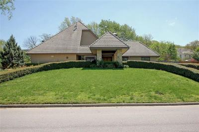 Osage County, Rogers County, Tulsa County, Wagoner County Single Family Home For Sale: 8727 S Richmond Avenue