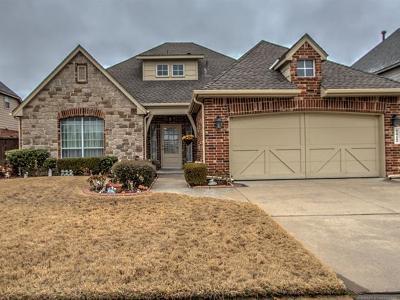 Broken Arrow Single Family Home For Sale: 4412 W Indianola Street