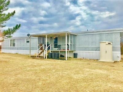 Ada Manufactured Home For Sale: 16935 County Road 3465