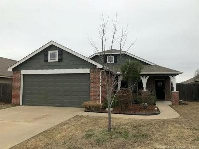 Owasso Single Family Home For Sale: 10924 N 149th East Avenue