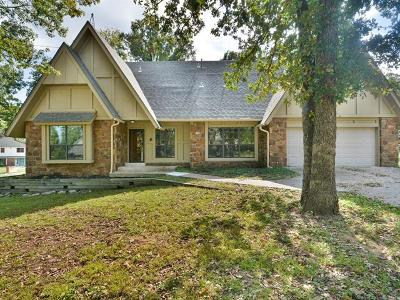 Broken Arrow Single Family Home For Sale: 609 E Kingsport Street