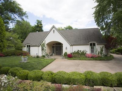 Tulsa Single Family Home For Sale: 4643 S Atlanta Avenue