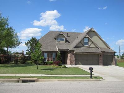 Broken Arrow Single Family Home For Sale: 4104 W Orlando Street