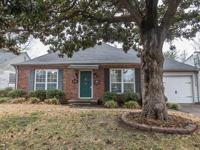 Tulsa Single Family Home For Sale: 2518 E 17th Street