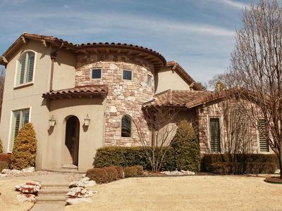 Tulsa OK Single Family Home For Sale: $649,000