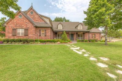 Owasso Single Family Home For Sale: 13209 E 94th Street North