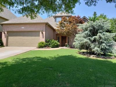 Tulsa Single Family Home For Sale: 7710 S 92nd East Place