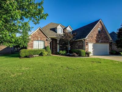 Broken Arrow Single Family Home For Sale: 1500 W Rockport Street