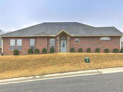 Sapulpa Single Family Home For Sale: 724 Woodland Avenue