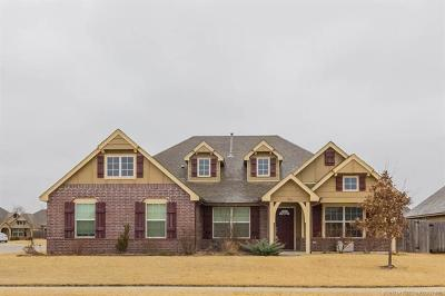 Bixby Single Family Home For Sale: 9030 E 136th Place S