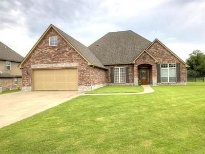 Claremore Single Family Home For Sale: 25607 Blackberry Boulevard