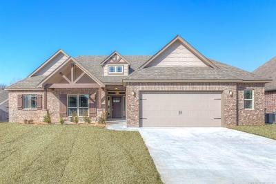 Glenpool Single Family Home For Sale: 13506 S Oak Court