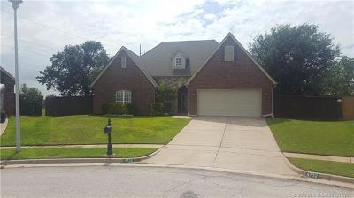 Broken Arrow Single Family Home For Sale: 4732 S Poplar Avenue W
