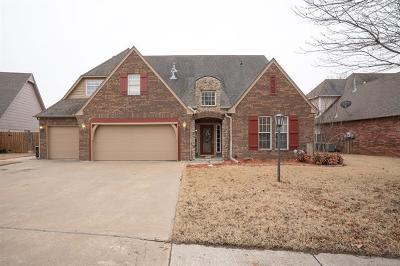 Owasso Single Family Home For Sale: 14106 E 87th Court North