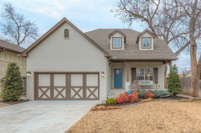 Tulsa OK Single Family Home For Sale: $579,000