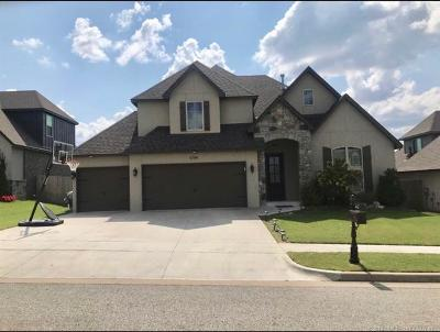 Bixby Single Family Home For Sale: 5784 E 143rd Place S