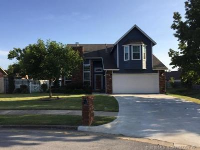 Broken Arrow Single Family Home For Sale: 4423 W Madison Place