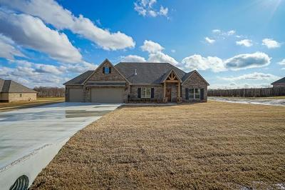 Claremore Single Family Home For Sale: 14670 Eagle Drive