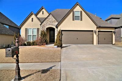 Bixby Single Family Home For Sale: 5857 E 145th Place