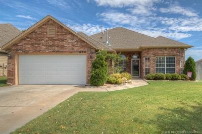 Bixby Single Family Home For Sale: 10331 E 111th Place