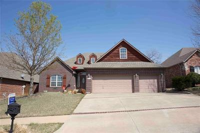 Bixby Single Family Home For Sale: 4609 E 141st Place S