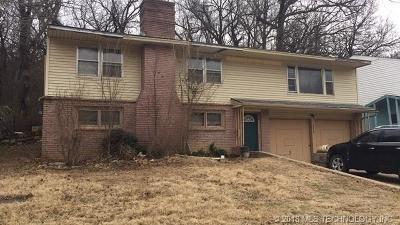 Tulsa Single Family Home For Sale: 3929 N Elgin Avenue
