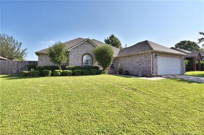 Owasso Single Family Home For Sale: 11403 E 101st Street North