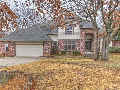 Jenks Single Family Home For Sale: 12319 Skyline Drive