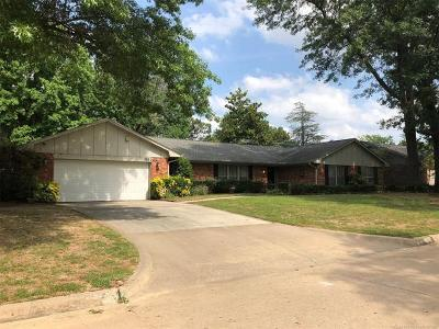 Muskogee Single Family Home For Sale: 2832 Suroya Street North