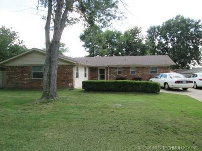 Fort Gibson Single Family Home For Sale: 1409 Irene Lane