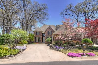 Tulsa Single Family Home For Sale: 11711 S Hudson Place