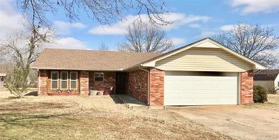 Fort Gibson Single Family Home For Sale: 1504 Bowden Place