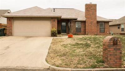 Skiatook Single Family Home For Sale: 706 S Pershing Avenue