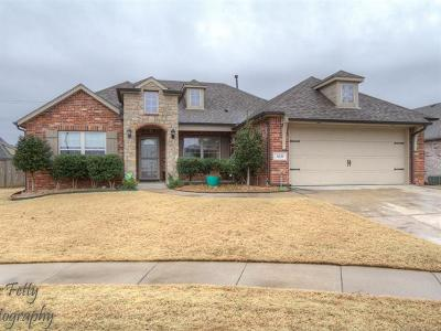 Jenks Single Family Home For Sale: 410 W 126th Street S