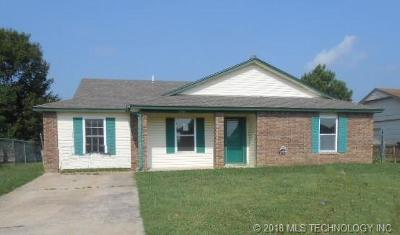 Skiatook Single Family Home For Sale: 502 S Hominy Avenue