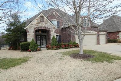 Broken Arrow OK Single Family Home For Sale: $299,700