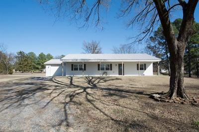 Cookson OK Single Family Home For Sale: $199,000