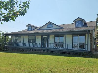 Catoosa Single Family Home For Sale: 19278 Country Lane