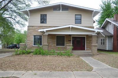 Collinsville Single Family Home For Sale: 1607 W Oak Street