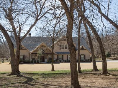 Collinsville Single Family Home For Sale: 17156 N 137th East Avenue