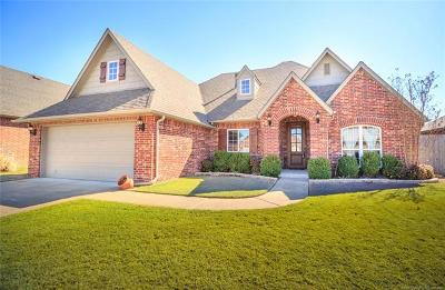 Jenks Single Family Home For Sale: 3610 W 107th Court S