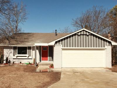 Tulsa Single Family Home For Sale: 5322 S 32nd West Avenue